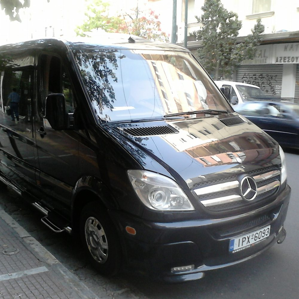 Limobus Mercedes Mini Bus Sprinter 316 CDI
