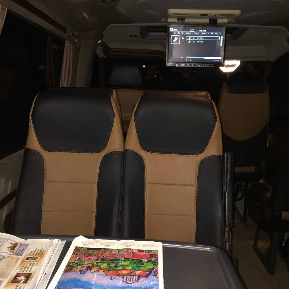 Limobus Mercedes Mini Bus Sprinter 316 CDI