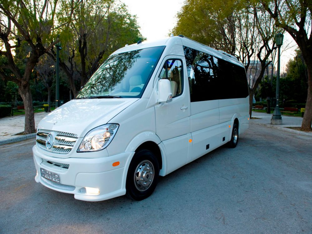 Limobus Mercedes Mini Bus Sprinter 516 CDI